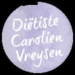 Diëtiste Carolien Vreysen